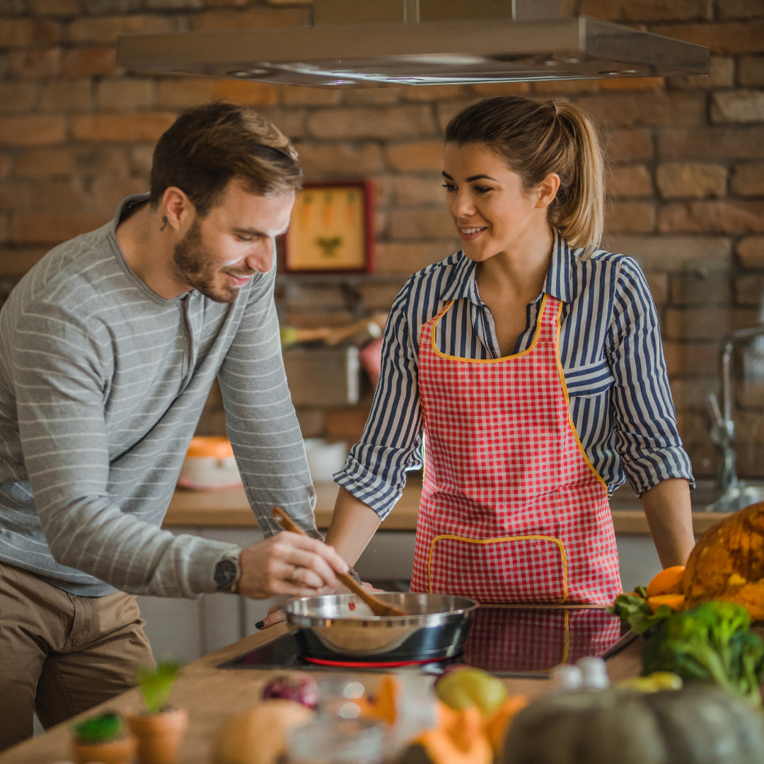 When you clean up your mindset you can get back your connection and intimacy…
